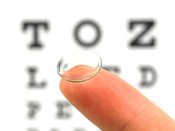 Contact Lens Related Infections in Marina