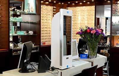 Optometrist Office in Salinas